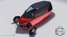 Inde Amphimobile is the next step to achieve a sustainable personal transportation. It is all-in-one vehicle: a velomobile, a car, and a watercraft.