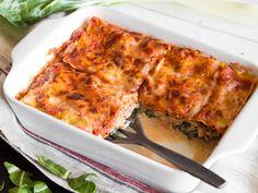 Spinat ist raus! Saftige Mangold-Ricotta-Lasagne