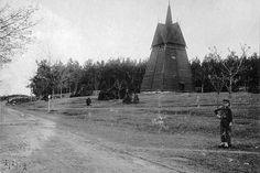 Fotos históricas de la arquitectura religiosa sueca (segunda parte).