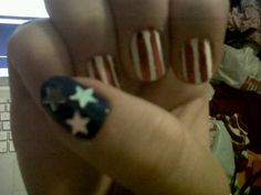 Stars and Stripes, y'all.