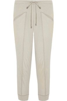 Skin Organic pima cotton pajama pants | NET-A-PORTER