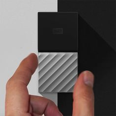 82f8da7a9127 Yves Behar · Western Digital My Passport SSD holds up to 1TB and is a mere  1.8