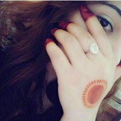 Cute Dps for Girls Mehndi Designs For Beginners, Simple Mehndi Designs, Mehandi Designs, Stylish Girls Photos, Stylish Girl Pic, Beautiful Girl Photo, Cute Girl Photo, Beautiful Eyes, Beautiful Dolls