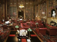 The Lord's Library in London, England