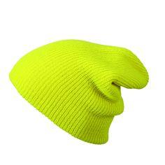 Atlantis Caps Target Long Beanie Dasty Oversized Mütze Gelb und viele andere Farben zum echt günstigen  Preis