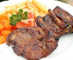Texasi sertés pác barbecue-hoz vagy sütőben sütéshez - Nemzeti ételek, receptek Pesto, Raw Vegan, Sushi, Steak, Grilling, Picnic, Stuffed Mushrooms, Pork, Low Carb
