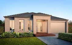 The Langdon Home - Browse Customisation Options | Metricon