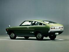 Datsun Sunny Excellent GX Coupe PB210 1973