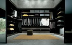 The Black Closet.