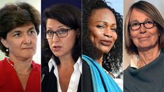 Macron cabinet: Women are half of France's new minsters  They include its new defence, sport and labour ministers in a cabinet spanning the political spectrum.