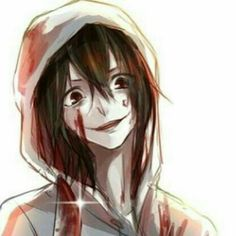 Jeff the Killer; Creepypasta