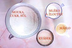 Kynuté buchty pro úplné začátečníky - Kuchařka pro dceru Food, Essen, Meals, Yemek, Eten