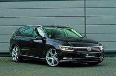 2015 VW Passat (B8)