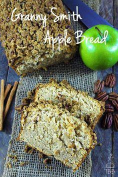 Granny Smith Apple Bread on MyRecipeMagic.com