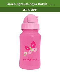 Green Sprouts Aqua Bottle - Pink - 1 ct. Grow Healthy. Grow Happy BPA Free! Non-Spill Aqua Bottle Interchangeable! Extra Straw Included At Green Sprouts we know you want the best for your baby. That s why we make baby-friendly products for your little one to grow up healthy and happy. Meets CPSIA, FDA and ASTM F963 safety standards for the US. Silicone Sipper PVC free soft sipper Straw Top Flip top keeps sipper clean and prevents leaks Straw PVC free Wide Mouth Wide opening for easy…