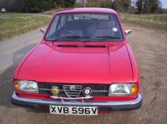 Red Alfa Romeo Alfasud Ti Bua S Alfasud Pinterest Car - Alfa romeo alfasud for sale