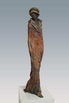 "Kieta Nuij - ""Demeter"" | artes plasticas escultura | cool art | a r t | iconoCero"