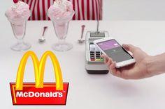 Samsung e McDonald's firmam parceria para difundir o Samsung Pay - http://www.showmetech.com.br/samsung-e-mcdonalds-firmam-parceria-para-difundir-o-samsung-pay/