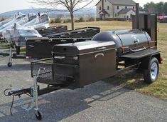 bbq smokers | Home  BBQ Smokers / Pits  TS250 BBQ Smoker Trailer