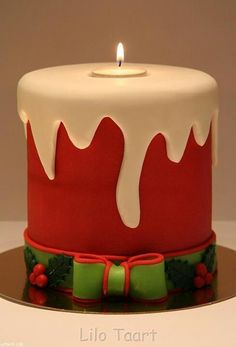 .tortas navidad