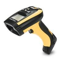 Datalogic PowerScan PM9500-D (PM9500-DHP910RB)  The PowerScan PM9500 area imager is a ruggedized cordless reader suitable for all demanding applications. It is equipped with a new generation of the Datalogic STAR Cordless System  the proprietary radio from Datalogic which further improves the outstanding features of versatility ease-of-use and radio range. The PM9500 series offers two display options: 4 configurable keys and a full 16-key keyboard. This increases interaction between the host…