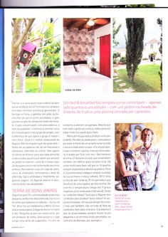 Article in magazine Evasoes, 2014