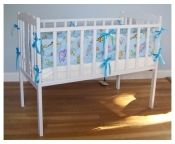 Nursery Bedding and Baby Blanket Patterns