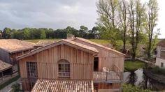 Les Sources de Caudalie Monuments, Spa, Architecture, Bordeaux, Outdoor Structures, Cabin, House Styles, Home Decor, Cookout Restaurant