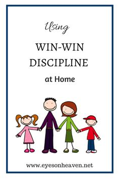 Learn about the Win-Win Discipline model and how it can help you and your child develop a positive view of discipline. Watch a few simple techniques increase your child's internal motivation by leaps and bounds!