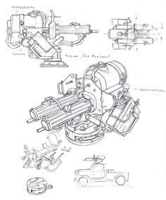 MaximX2 turret by TugoDoomER