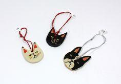 "Kimmy Makes Things ""Cat/Dog Head Ornaments"" | Art Star"