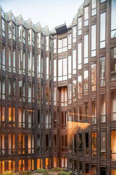 Riksbanken - Peter Celsing. Stockholm