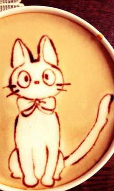 Latte Art  twicsy.com→follow← my board ♡ͦ* ¢σffєє σвѕєѕѕє∂ ♡ͦ* @ ★☆Danielle ✶ Beasy☆★