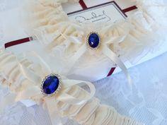 Ivory Bridal Garter, White Wedding Garter, Blue Bridal, Lace Garter, Bridal Lace, Purple Wedding, Tape Measure, Thigh, Etsy Shop