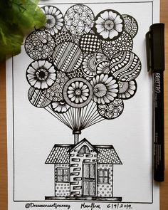 Creative Image of Doodle Art Coloring Pages . Doodle Art Coloring Pages Doodle Art Coloring Pages Hot Air Balloons Doodle Art Doodle And Easy Doodle Art, Doodle Art Designs, Doodle Art Drawing, Zentangle Drawings, Mandala Drawing, Doodle Patterns, Zentangle Patterns, Zentangle Art Ideas, Zen Doodle
