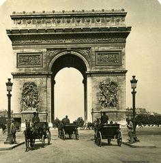 Francia Paris, Paris France, Old Paris, Vintage Paris, Tour Eiffel, Triomphe, Paris City, Old City, Belle Epoque