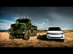 Oshkosh TerraMax autonomous truck became the first tactical defense truck to ever finish the Pentagon's DARPA Challenge in Top Gear assesses new Range Rover (manned) against the autonomous TerraMax. Range Rover 2014, The New Range Rover, George Patton, Top Gear Bbc, Ranger, Best Lawn Mower, Civil Engineering Design, Tata Motors, Jaguar Land Rover