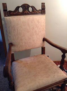 Beautiful Oak Arm Chair
