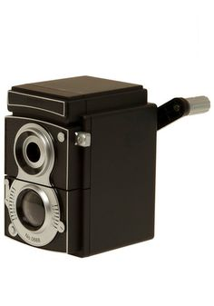 Sharp Image Pencil Sharpener by Kikkerland $19.99 - This would be great in a quirky home office.