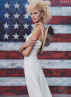 From the Archives: Americana in Vogue - Vogue