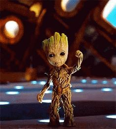 The perfect Groot Hello Hi Animated GIF for your conversation. Discover and Share the best GIFs on Tenor. Baby Groot, Gifs, Marvel Gif, Marvel Comics, Groot Guardians, I Am Groot, Weird Shapes, Marvel Characters, Guardians Of The Galaxy
