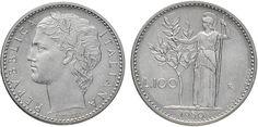 NumisBids: Nomisma Spa Auction 50, Lot 491 : Repubblica italiana (1946-) 100 Lire 1950 Prova in italma – P.P....
