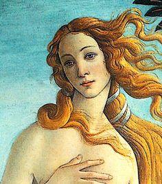 Birth of Venus, Sandro Botticelli troppo bella! Renaissance Paintings, Renaissance Art, Italian Renaissance, Art Inspo, Ouvrages D'art, Classic Paintings, Art Et Illustration, Famous Art, Classical Art