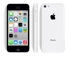 Apple Iphone 5C 16 GB Smartphone. Apple Lightning USB Sync Cable. Apple Wall Charger. Apple Earbuds. | eBay!