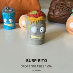 GROSSERY GANG SEASON 1 BURP-RITO