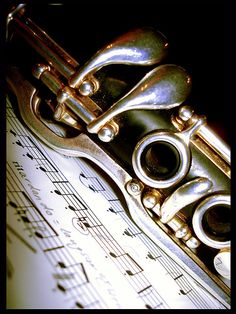 clarinet by Panta Rhei. I have always wanted to play the clarinet. Sound Of Music, Kinds Of Music, Music Is Life, My Music, Indie Music, Soul Music, Band Rooms, Bass Clarinet, Band Nerd