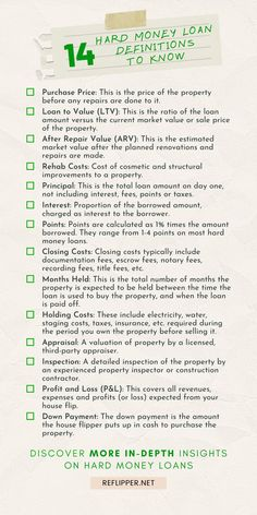 Buying A Foreclosure, Newsletter Design Templates, Hard Money Lenders, Wholesale Real Estate, Loan Lenders, Apply For A Loan, Real Estate Branding, Real Estate Tips, Real Estate Investing