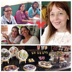 Cursos Lavativarios de #Soutache Info sobre nuestros cursos: www.lavativarios.com