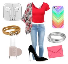"""""""Sans titre #69"""" by audreymode10 ❤ liked on Polyvore"""