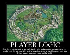 Player Logic
